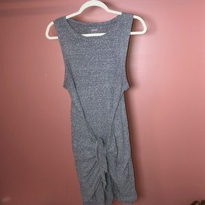 Mid tie - Jersey Material aerie summer dress